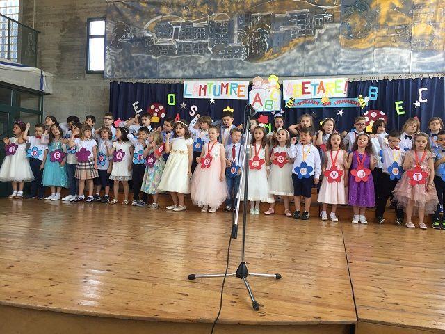 Η γιορτή τού Αλφαβηταρίου - Festa e Abetares