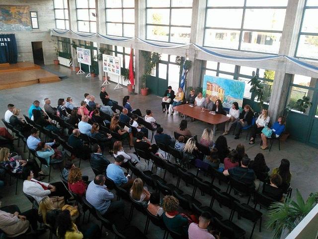 Πρώτη συνάντηση γονέων και εκπαιδευτικών για το σχολικό έτος 2017-2018