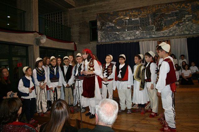 Ο εορτασμός των εθνικών επετείων τής Αλβανίας για την 28η και 29η Νοεμβρίου - Festat e 28-29 Nëntorit