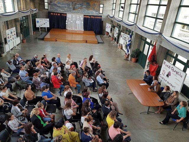 Πρώτη συνάντηση γονέων και εκπαιδευτικών για το σχολικό έτος 2018-2019 - Takimi i parë ndërmjet prindërve dhe mësuesve për vitin shkollor 2018-2019