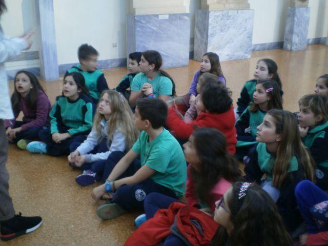 Επίσκεψη στο Εθνικό Αρχαιολογικό Μουσείο