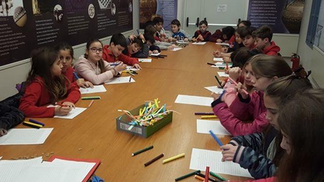 Επίσκεψη στο Μουσείο Ηρακλειδών - Ε΄ τάξη