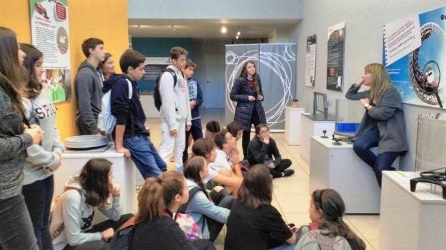 Διδακτική επίσκεψη στο «Planet  Physics»