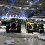 Επίσκεψη στο Μουσείο Αυτοκινήτου