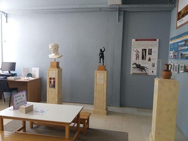 Επίσκεψη στο Μουσείο τού Σχολείου