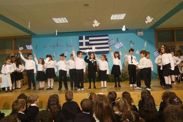 Για την πατρίδα, την Ελλάδα τη γλυκιά….