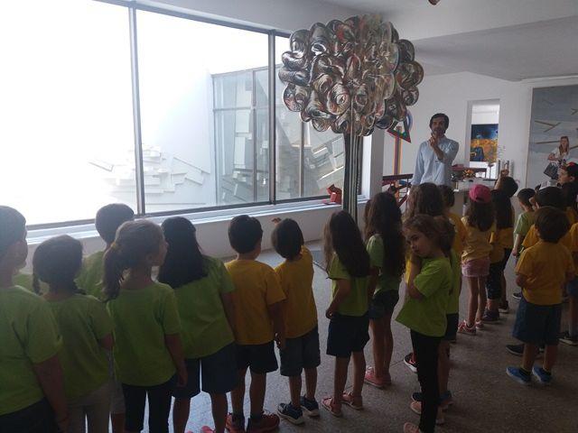 Επίσκεψη στο Μουσείο Βορρέ