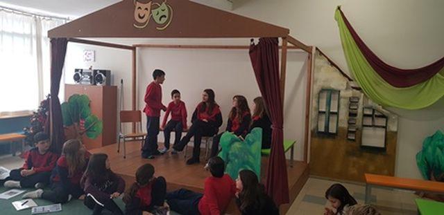 Πρόγραμμα Youth Power - Στ'1 τάξη