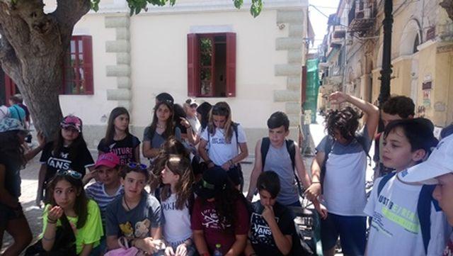 Επίσκεψη στην παλιά πρωτεύουσα, το Ναύπλιο