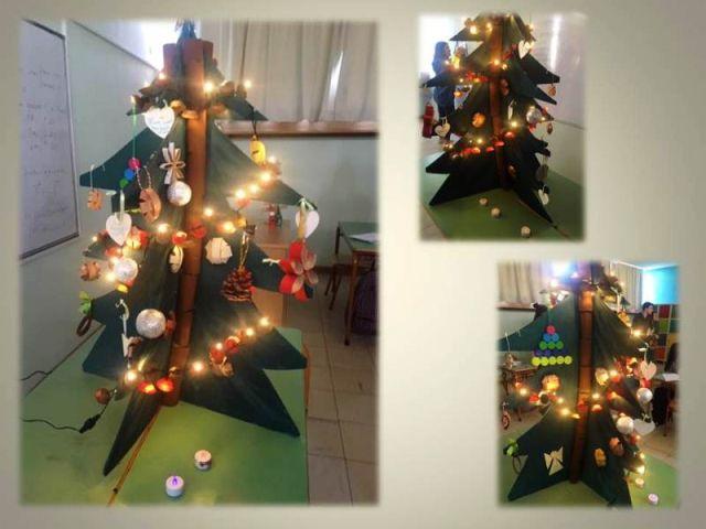 Με έμπνευση και δημιουργικότητα… Διαγωνισμός χριστουγεννιάτικου δέντρου!
