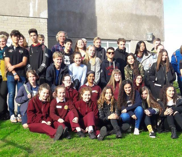 Επίσκεψη στο Loreto College στην Ιρλανδία