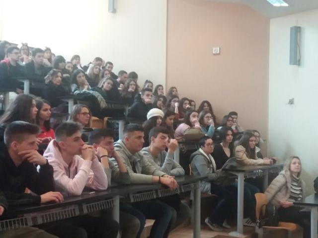 Επίσκεψη στη Νομική Σχολή τού ΕΚΠΑ