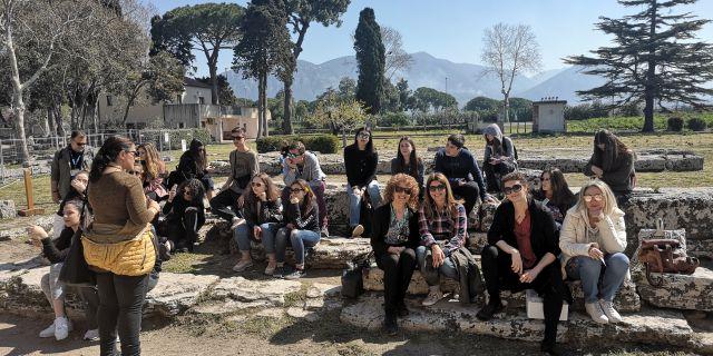 e-Twinning: Touring the Modern Magna Grecia