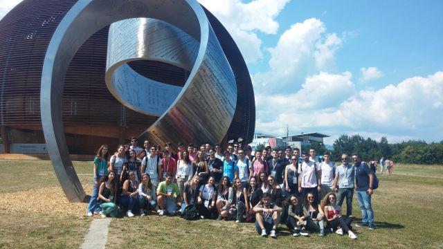 CERN 2018