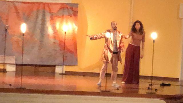Θεατρικό έργο«Θερμοπύλες»