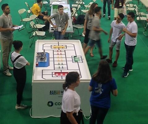 Σημαντικές διακρίσεις στην Ολυμπιάδα Εκπαιδευτικής Ρομποτικής