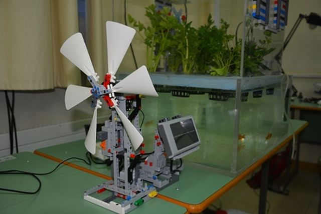 Διάκριση στον Πανελλήνιο Διαγωνισμό Ρομποτικής 2018