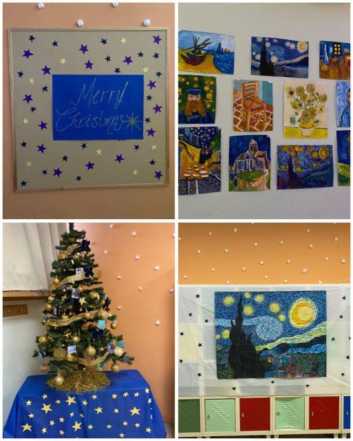Διαγωνισμός χριστουγεννιάτικου δέντρου