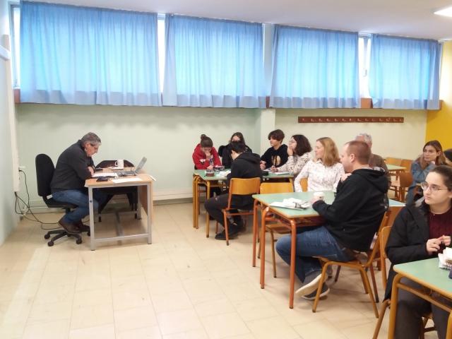 Επίσκεψη Νορβηγών καθηγητών στο πλαίσιο τού Erasmus+ KA101