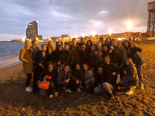 "Erasmus+ ""The Architecture of Society"" - Επίσκεψη μαθητών στη Βαρκελώνη"