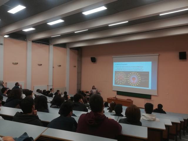 Ενημέρωση των μαθητών για τον νέο κορωνοϊό