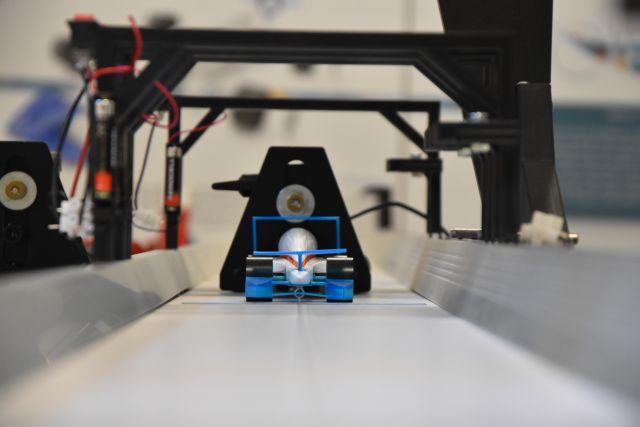 5η θέση στον πανελλήνιο διαγωνισμό τεχνολογίας F1 in schools 2020
