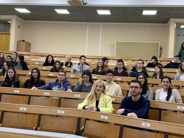 Ενημέρωση για τις ακαδημαϊκές σπουδές στη Γερμανία