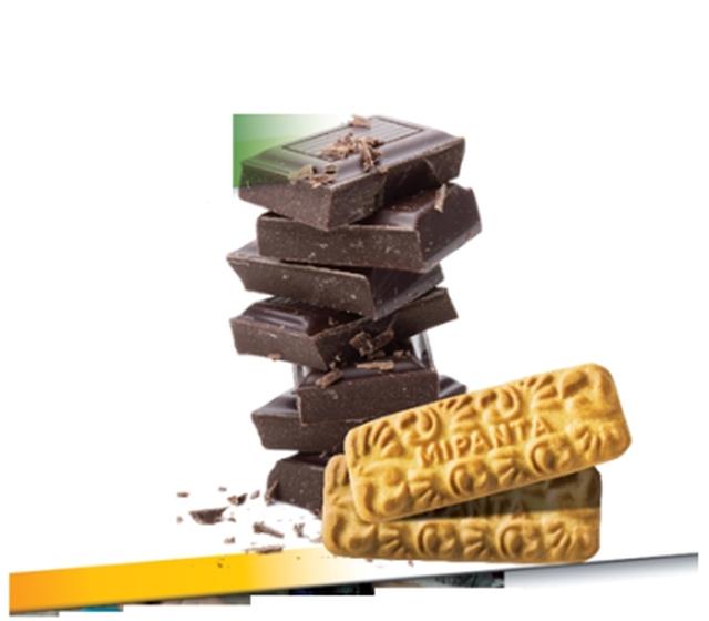 Εργαστήρι σοκολάτας και μπισκότου