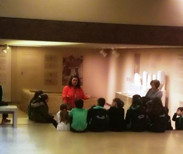 Επίσκεψη στο Βυζαντινό Μουσείο Αθηνών