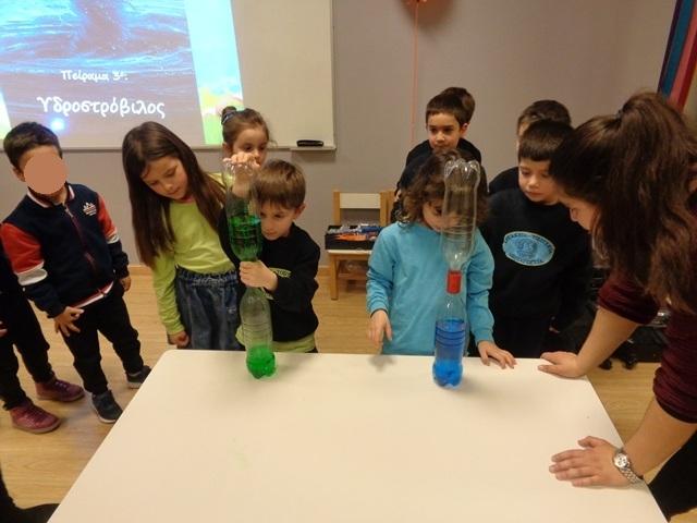 Εκπαιδευτικό πρόγραμμα «Τα παιδία… βρέχει» στο Εθνικό Αστεροσκοπείο Αθηνών
