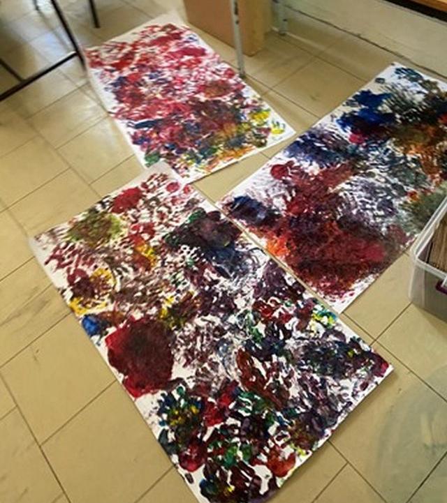 """Πρόγραμμα """"Χρώμα και Τελεία!""""-Α' τάξη"""