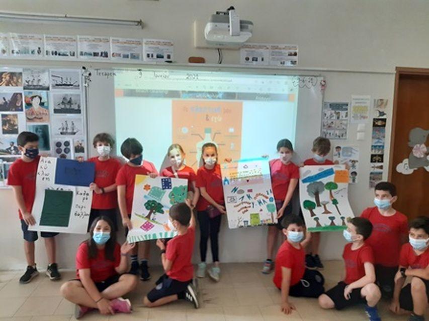 Φιλαναγνωσία καιΠαγκόσμια Ημέρα Περιβάλλοντος (Γ΄ τάξη)
