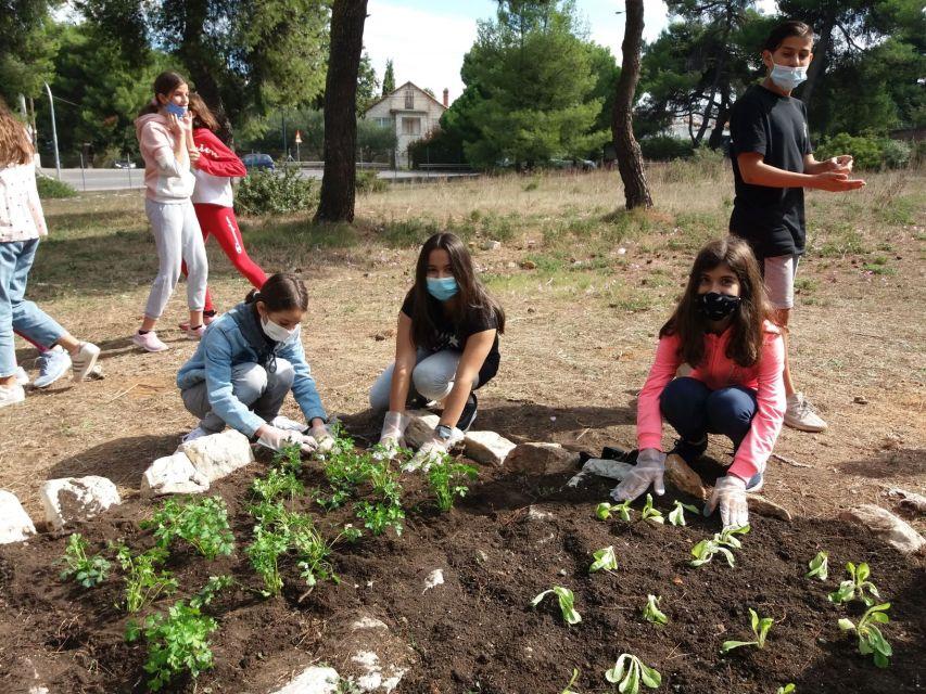 Καλλιεργούμε (με) οικολογική και κοινωνική συνείδηση