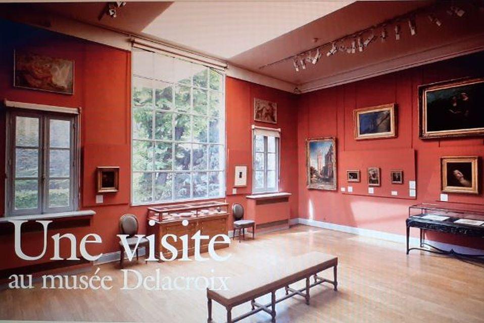 Eugène Delacroix: oeuvres sur la Grèce