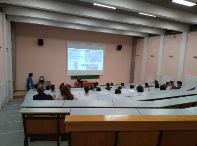 Διαδικτυακή επίσκεψη στο CERN
