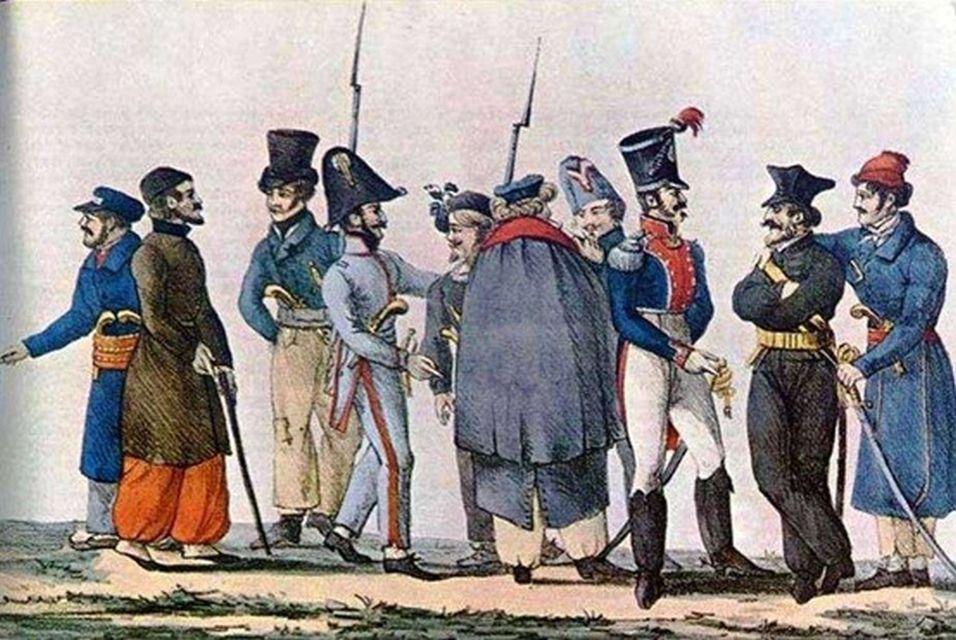 Εορτασμός των 200 χρόνων από την Επανάσταση του 1821