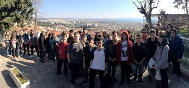 Τριήμερη εκπαιδευτική εκδρομή στη Θεσσαλονίκη