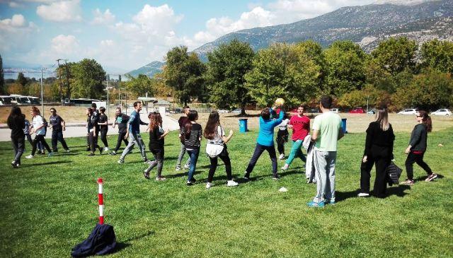 4η Πανελλήνια Ημέρα Σχολικού Αθλητισμού: «Αθλούμαι – ΧαράΖΩ το Μέλλον»