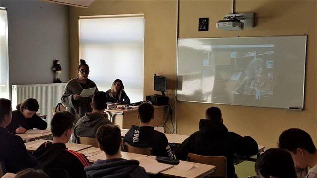 Εργαστήριο προετοιμασίας μαθητών για το ετήσιο συνέδριο ATSMUN