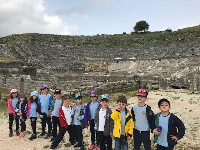 Επίσκεψη στον αρχαιολογικό χώρο Δωδώνης