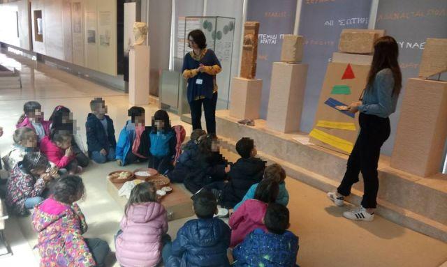 Επίσκεψη στο Αρχαιολογικό Μουσείο Ιωαννίνωντο Αρχαιολογικό