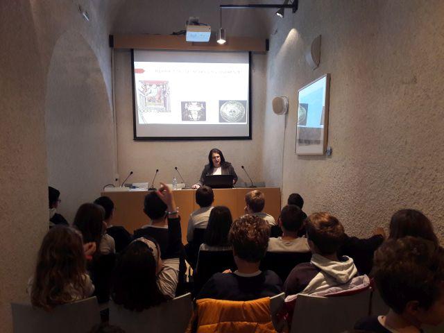 Επίσκεψη στο Μουσείο Αργυροτεχνίας (Γ΄ τάξη)