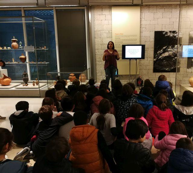 Επίσκεψη στο Αρχαιολογικό Μουσείο Ιωαννίνων (Δ΄ τάξη)