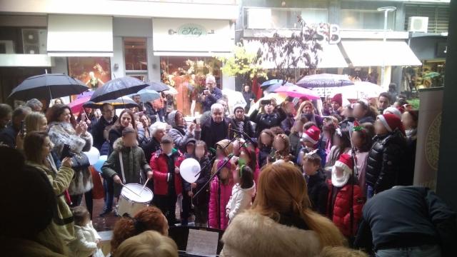 Χριστουγεννιάτικες εκδηλώσεις τού Δήμου Ιωαννιτών
