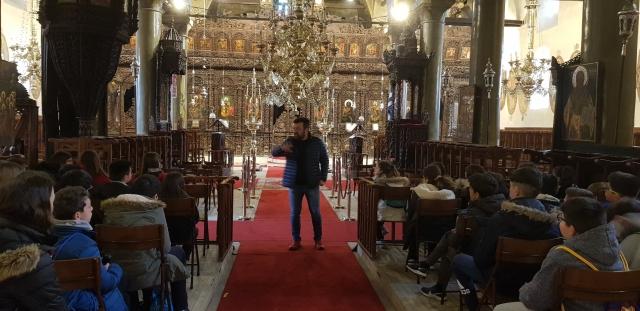 Εκπαιδευτική ξενάγηση στην πόλη των Ιωαννίνων