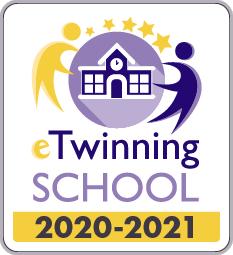 Ετικέτα e-Twinning 2020-2021