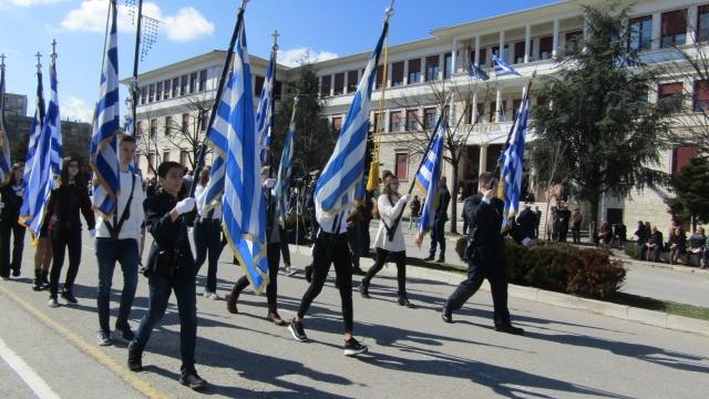 Παρέλαση 21ης Φεβρουαρίου