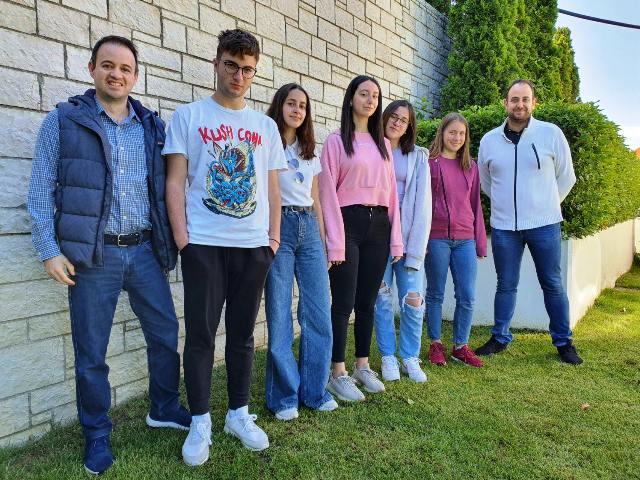 Επιτυχίες στον Μαθηματικό Διαγωνισμό Καγκουρό