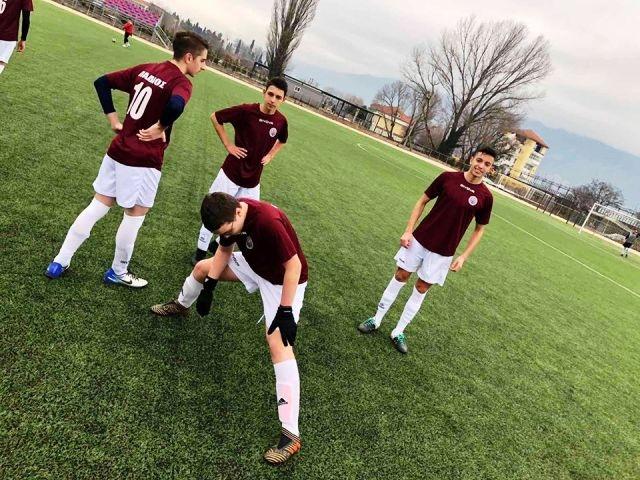 Συμμετοχή στο σχολικό πρωτάθλημα ποδοσφαίρου