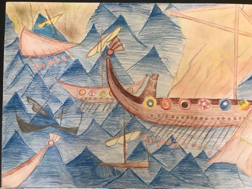 Διακρίσεις στον Πανελλήνιο Μαθητικό Διαγωνισμό Ζωγραφικής 2020 τής Παιδικής Πινακοθήκης τής Ελλάδας